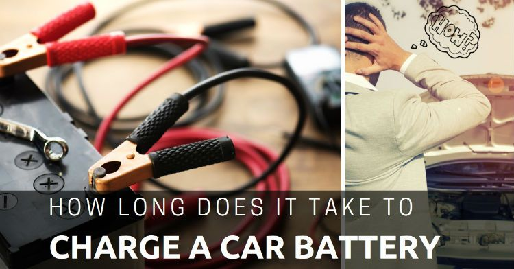 How Long Does It Take To Charge a Car Battery Car, Take that