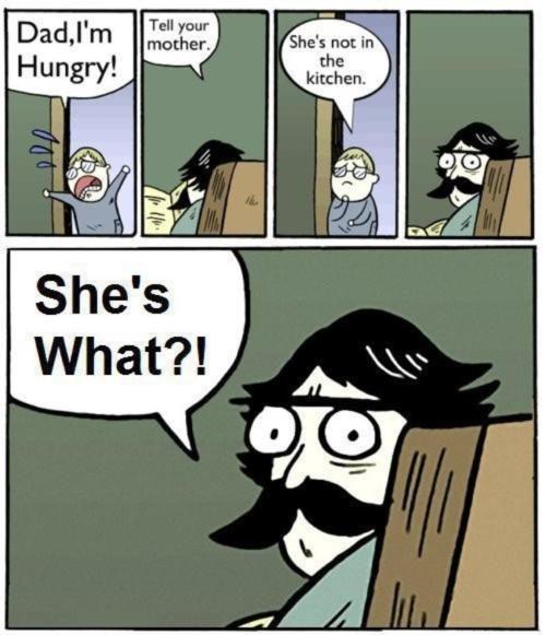 Women Kitchen Humor Pictuers Comic Comic Strip Funny