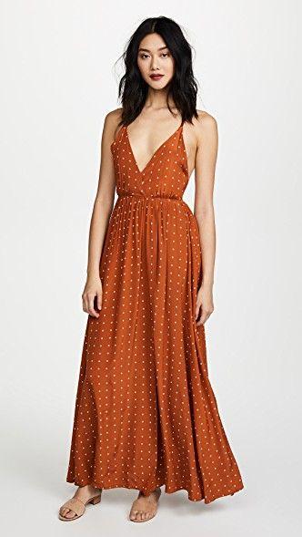 FAITHFULL THE BRAND Santa Rosa Maxi Dress   SHOPBOP   Things to Wear ...
