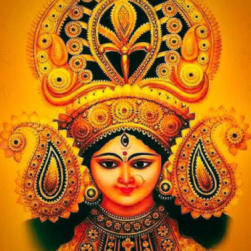 Maa Durga Face Wallpaper Full Size Hd 958517 Durga Durga Maa Maa Durga Hd Wallpaper Hd wallpaper durga maa navratri