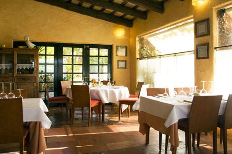 Pin En Sol Blanc Restaurant Restaurante Sol Blanc
