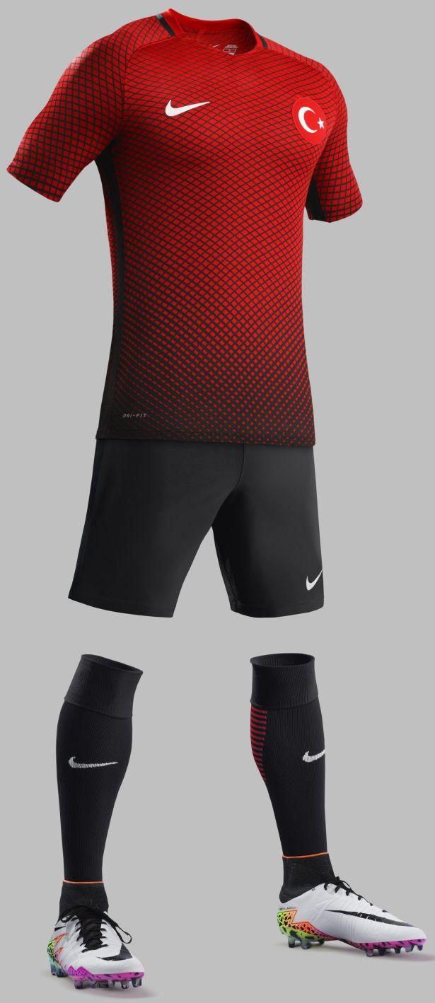 2133a74a2040d7 Nike apresenta as novas camisas da Turquia - Show de Camisas | Rugby ...