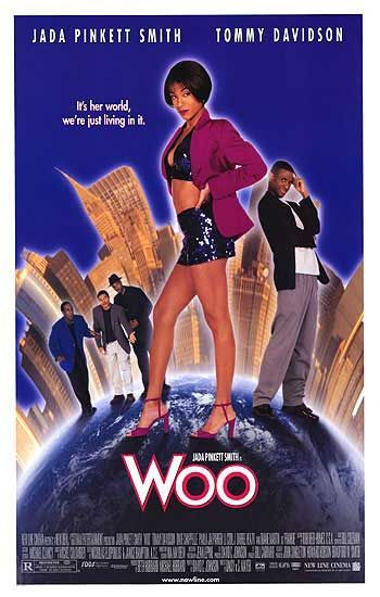 Woo Jada Pinkett Smith Woo Movie Movie Posters Retro Film
