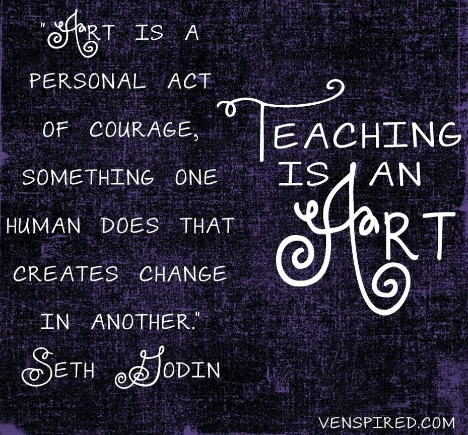 Quotes About Teaching Teaching Quote Via Www.venspired And Www.facebookvenspired .