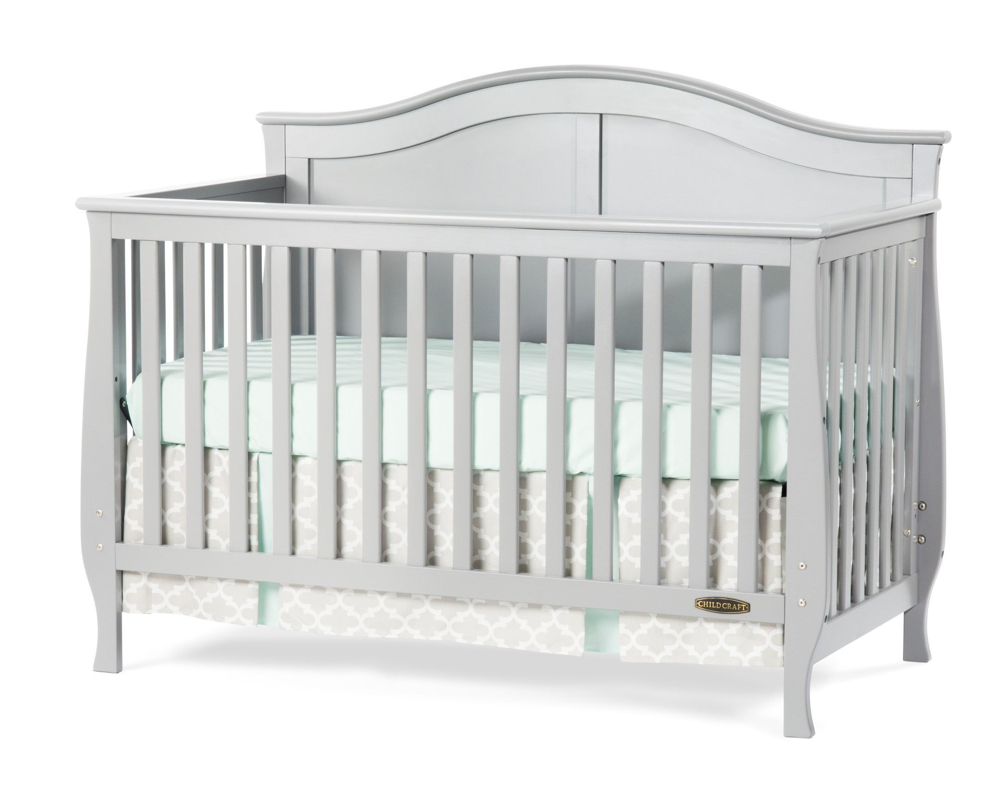Camden 4 in 1 convertible crib nursery pinterest - Baby jungenzimmer ...