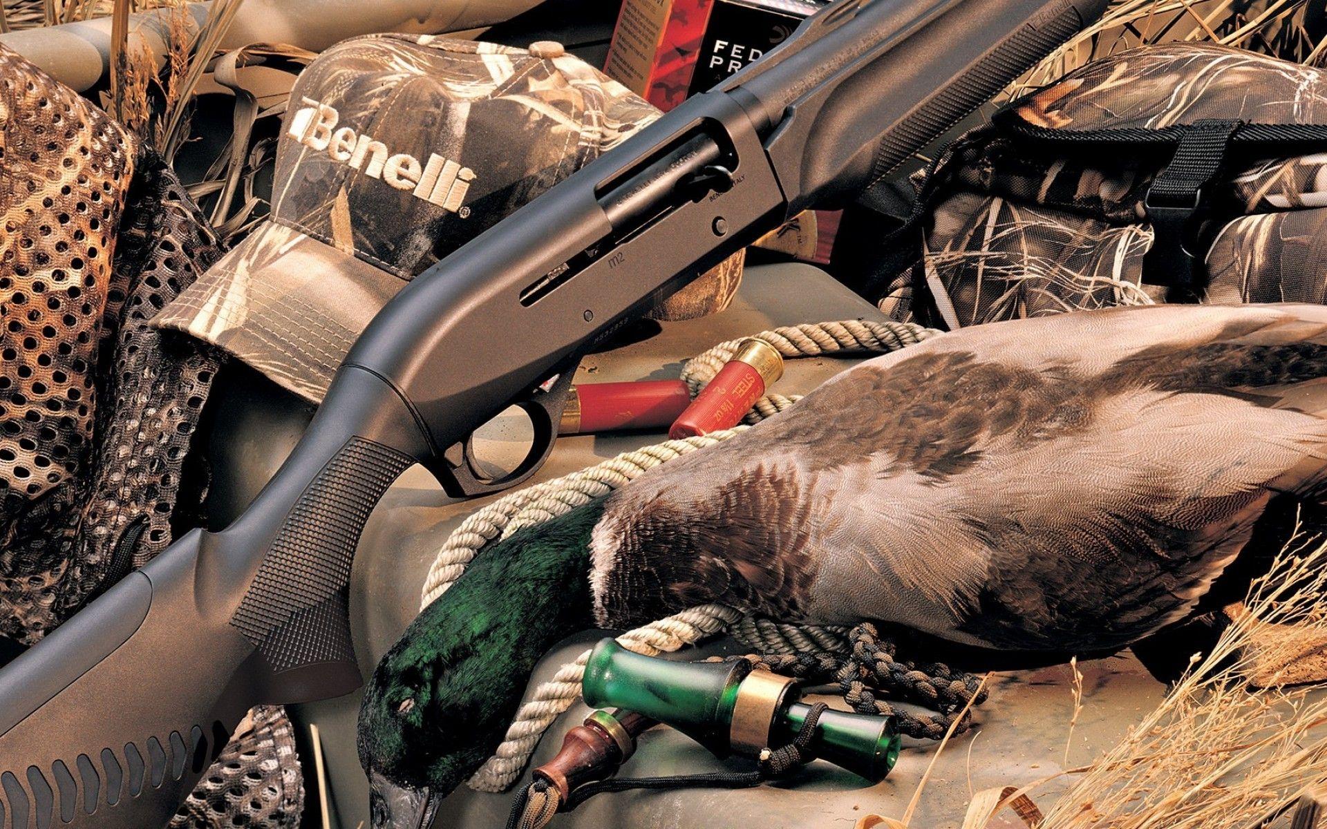 Duck Hunting Wallpaper