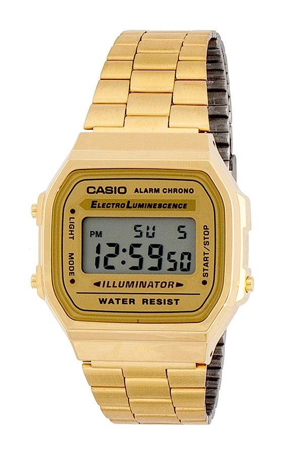 Son dönemlerde yükselenCasio retroçılgınlığına siz de katılın! Renk renk Casio saatlerden retro sarı saat modeli şimdi çok moda. Birçok ünlünün de tercih ettiği retro Casio saate Lidyana ayrıcalığı ile kolayca ulaşabilirsiniz!Sarının cazibesi siyah elbise tercihleri ile ön plana çıkartabilirsiniz.