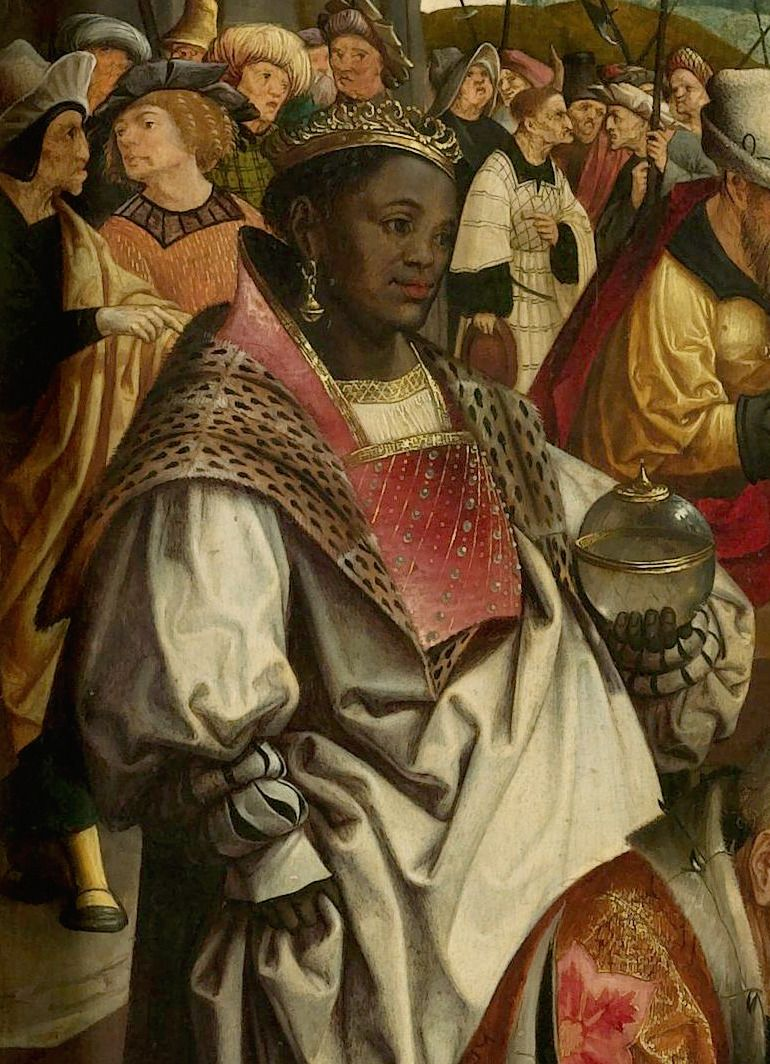 Photo of People of Color in European Art History: Photo