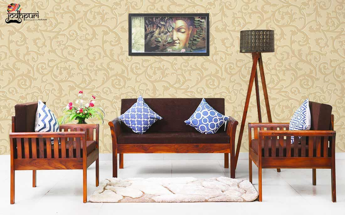 We Are Going To Serve You With Several Sheesham Wood Sofa Set Designs You Won T Have To Worry For Any Sort Of Furniture As In 2020 Sofa Set Wooden Sofa