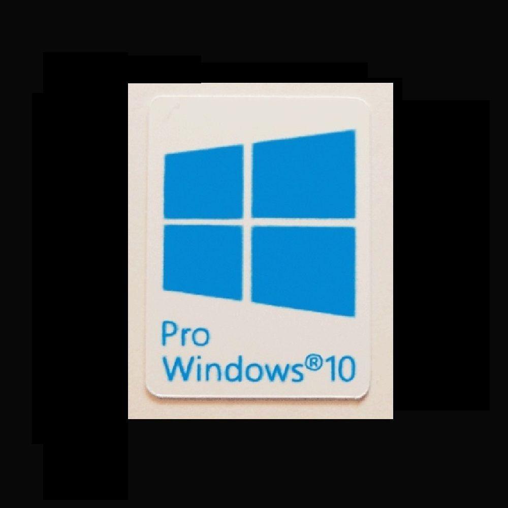 1 Free Shipping Original Designed for Microsoft Windows XP Sticker 17 x 25.5mm