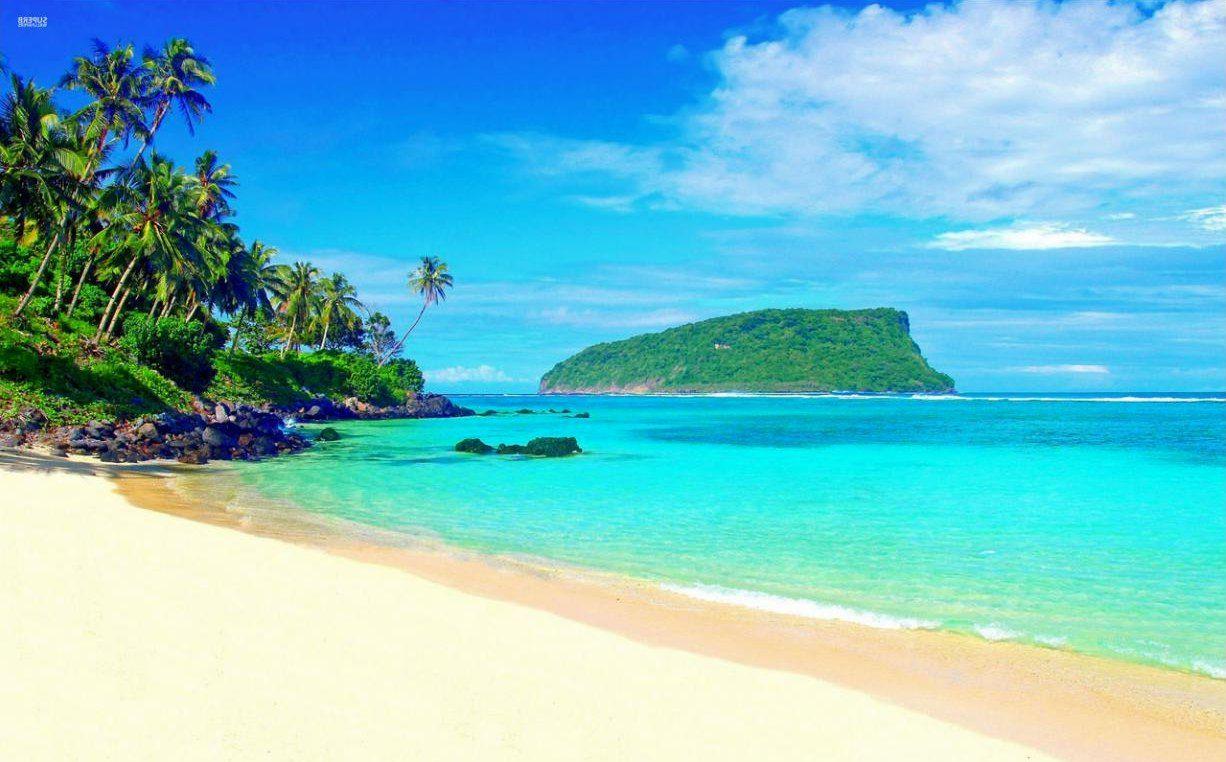 Inilah 10 Gambar Pemandangan Pantai Yang Menakjubkan  Pesona
