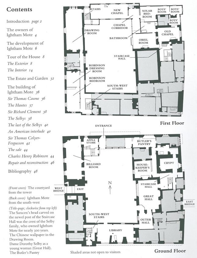 Hop Shop At Castle Farm Nanquick House Plans Castle Floor Plan English House