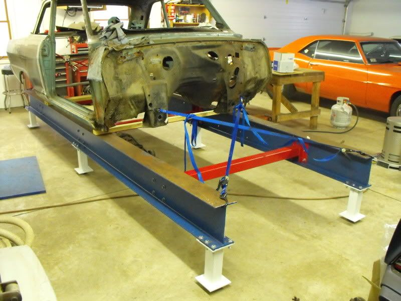 Nice Simple Frame Bench Jig Tools Garage Garage Tools