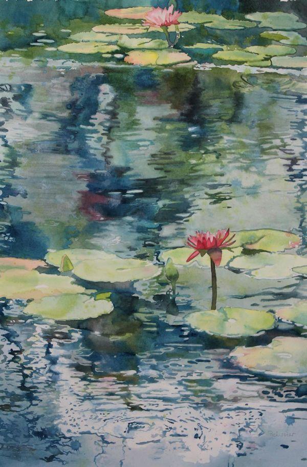 Painting Water Water Painting Watercolor Water Watercolour