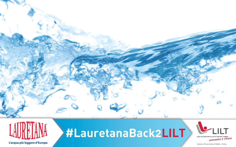 #Lauretanaback2LILT