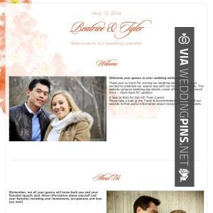 Our Story Wedding Website Examples Check Out More Great Pics At Weddingpins Net Weddings Weddingwebsite Weddingwebsites