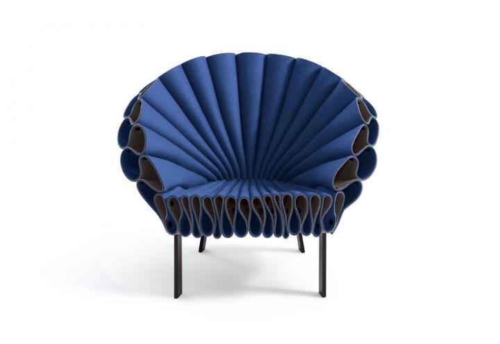 Cappellini Sedie ~ Dror benshetrit peacock 2009. cappellini dream designs