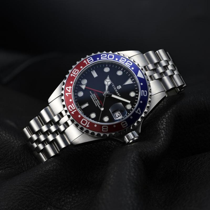 New Luxury Watches For Men In 2020 Gmt Ocean One 39 Blue Red 2 Youfashion Net Leading Fashion Lifestyle Magazine Uhren Herren Luxusuhr Luxus Uhren
