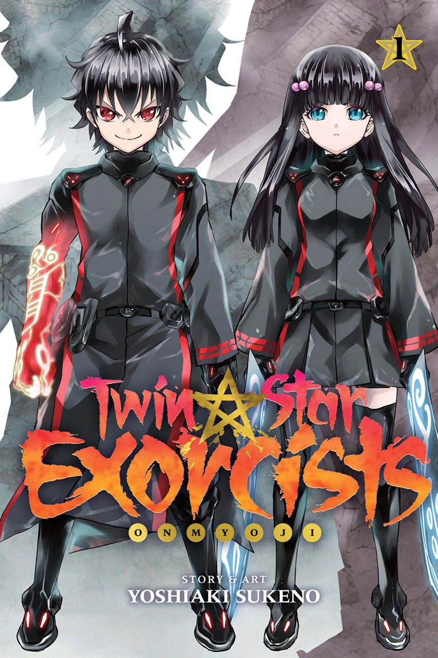 Twin Star Exorcists 1 Vol. 1 (Issue) Twin star