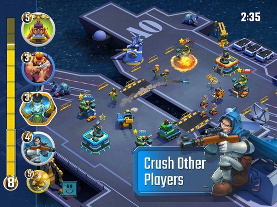 Blitz Brigade: Rival Tactics by Gameloft | Best Android