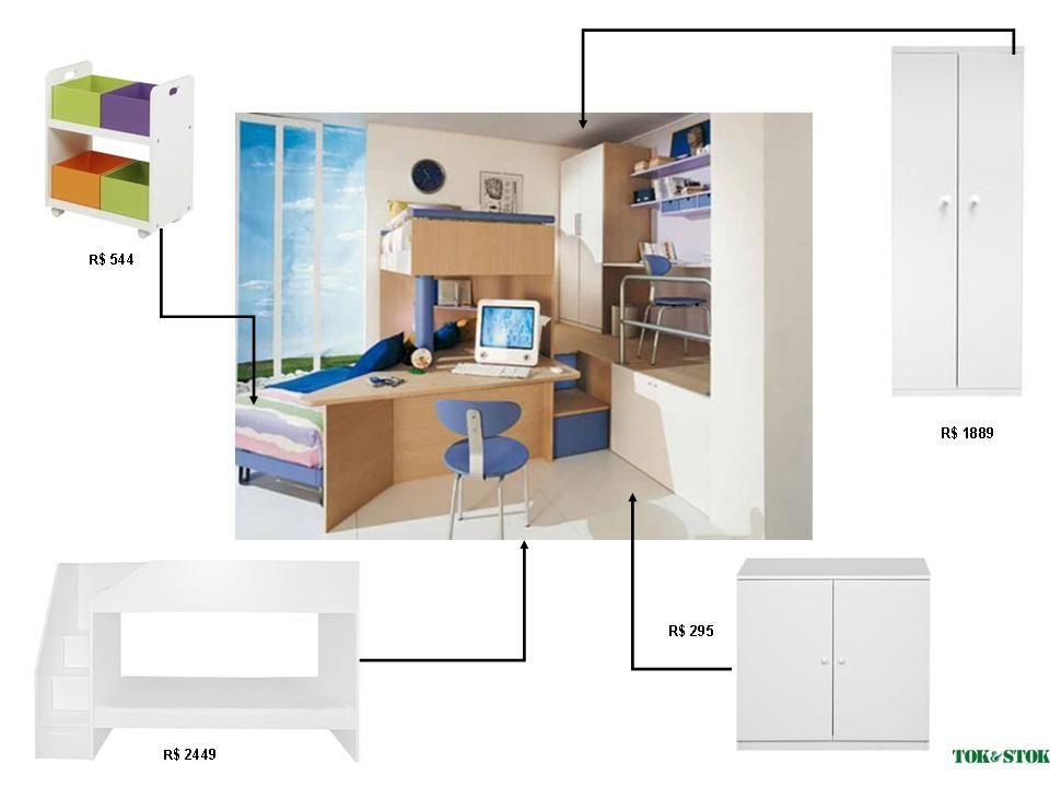 Acredite, cabe tudo! Esses itens são fundamentais para que o seu ambiente fique clean... Design Bauhaus