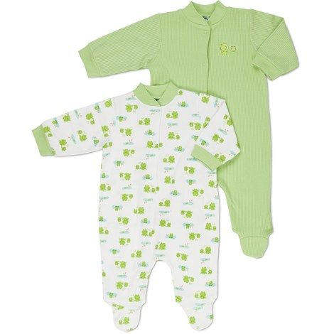 2pk Sleep N Play W Snap Front Newborn Burlington Coat Factory