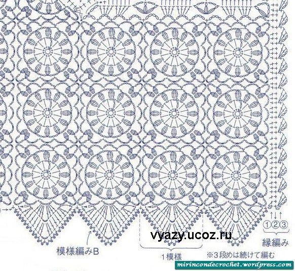 Chalecos | Mi Rincon de Crochet | Crochet .-.Dibujos .-. | Pinterest ...
