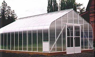 20' x 20' greenhouse, $13,000  | growing your own | Garden, Grow