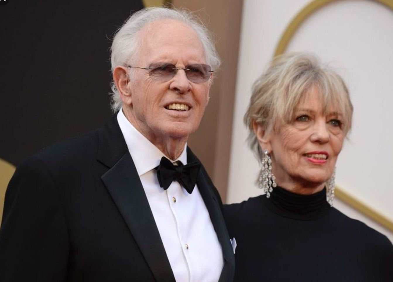 Bruce Dern with enchanting, Wife Andrea Beckett