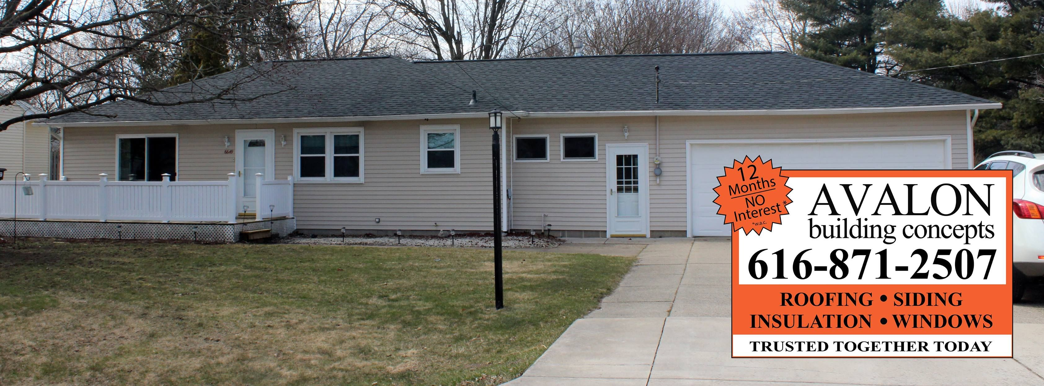 Does Your Home Need Some Loving Gaf Home Tlc Building Concept Building Insulated Siding