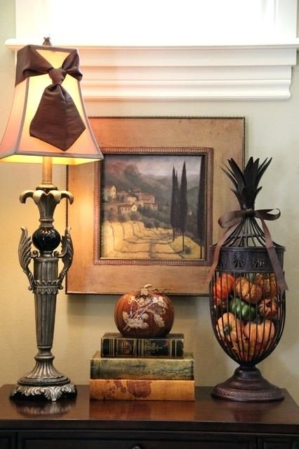 Image Result For Tuscan Style Decorating Three Essentials