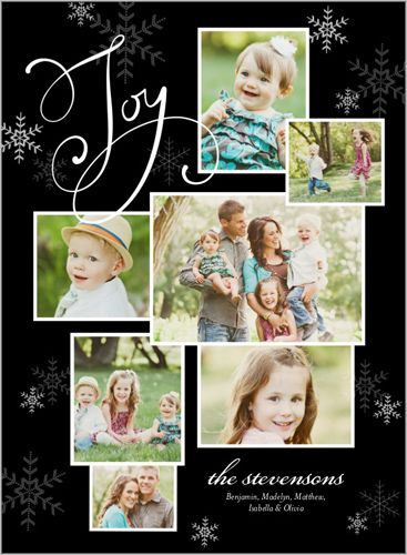 The joy of friends and family together during the holidays Falling