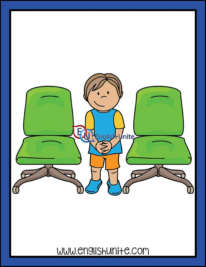 Preposition Of Place Between English Unite Prepositions Picture Story For Kids Reading Comprehension Kindergarten