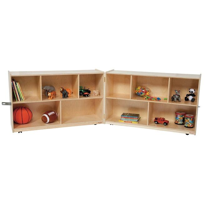 Folding Storage Unit 15 D X 30 H Wood Design The Unit Wooden Diy