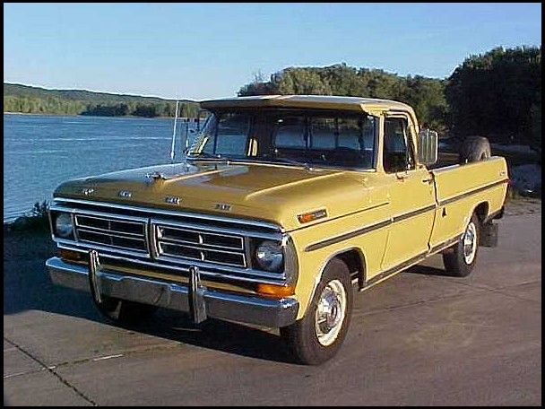 Pin By Frank Bittle On Ford F100 With Images Ford Pickup
