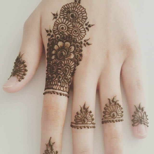111 Latest And Beautiful Mehndi Designs Sensod Create Connect