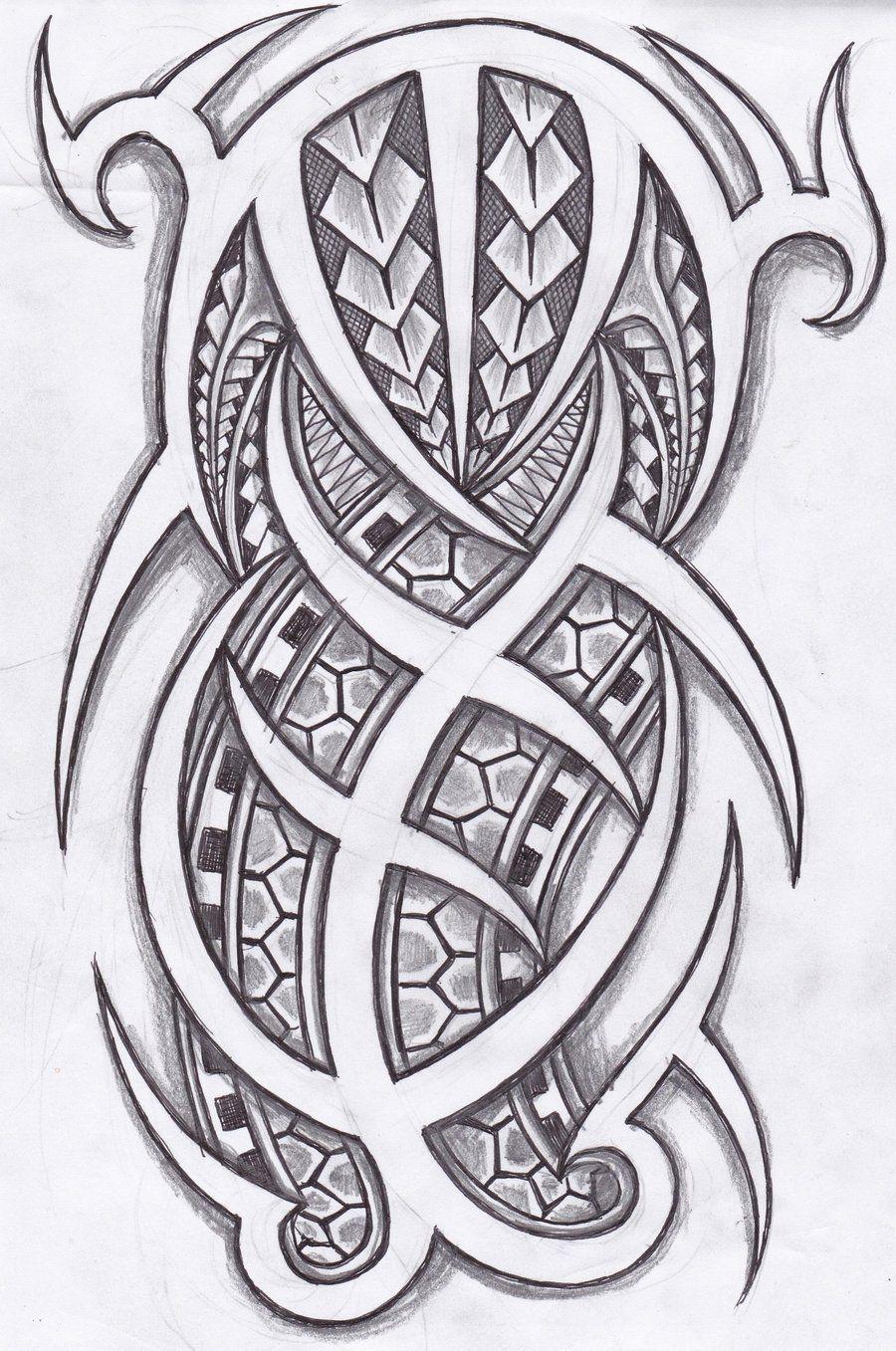 Inspirational Tattoos Tribal Tattoos Easy To Draw