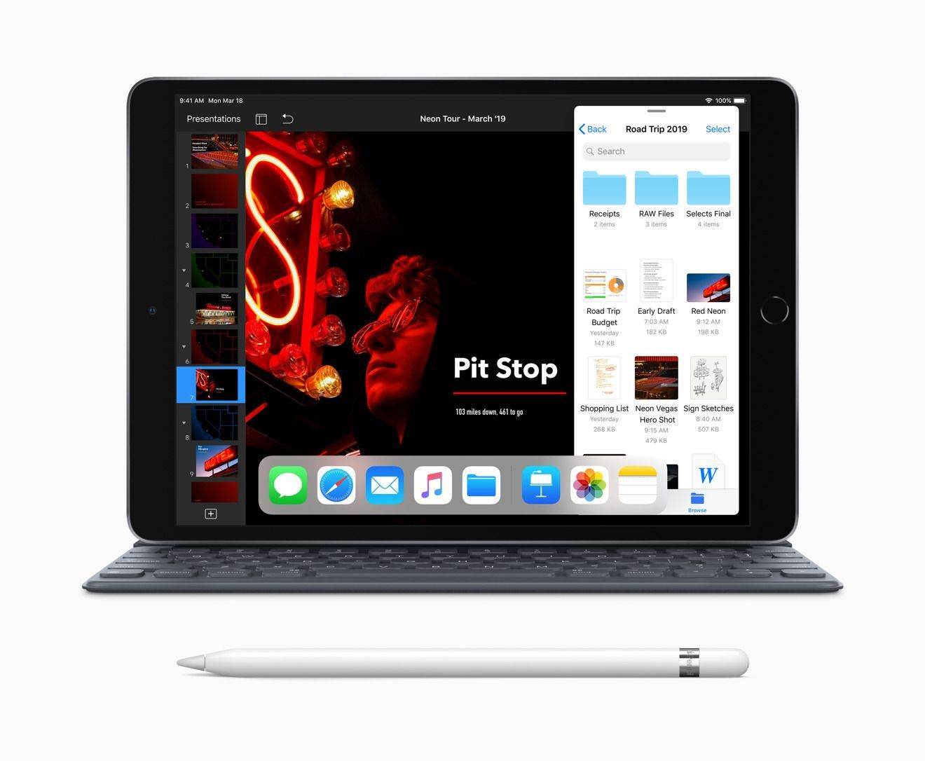 Apple debuts 2019 iPad Air with A12 Bionic chip and