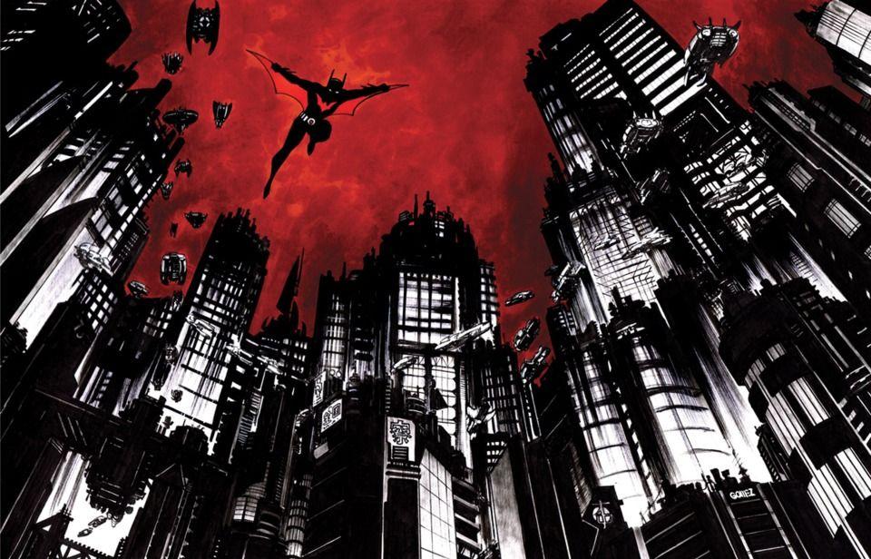 Batman Beyond - Joel Gomez
