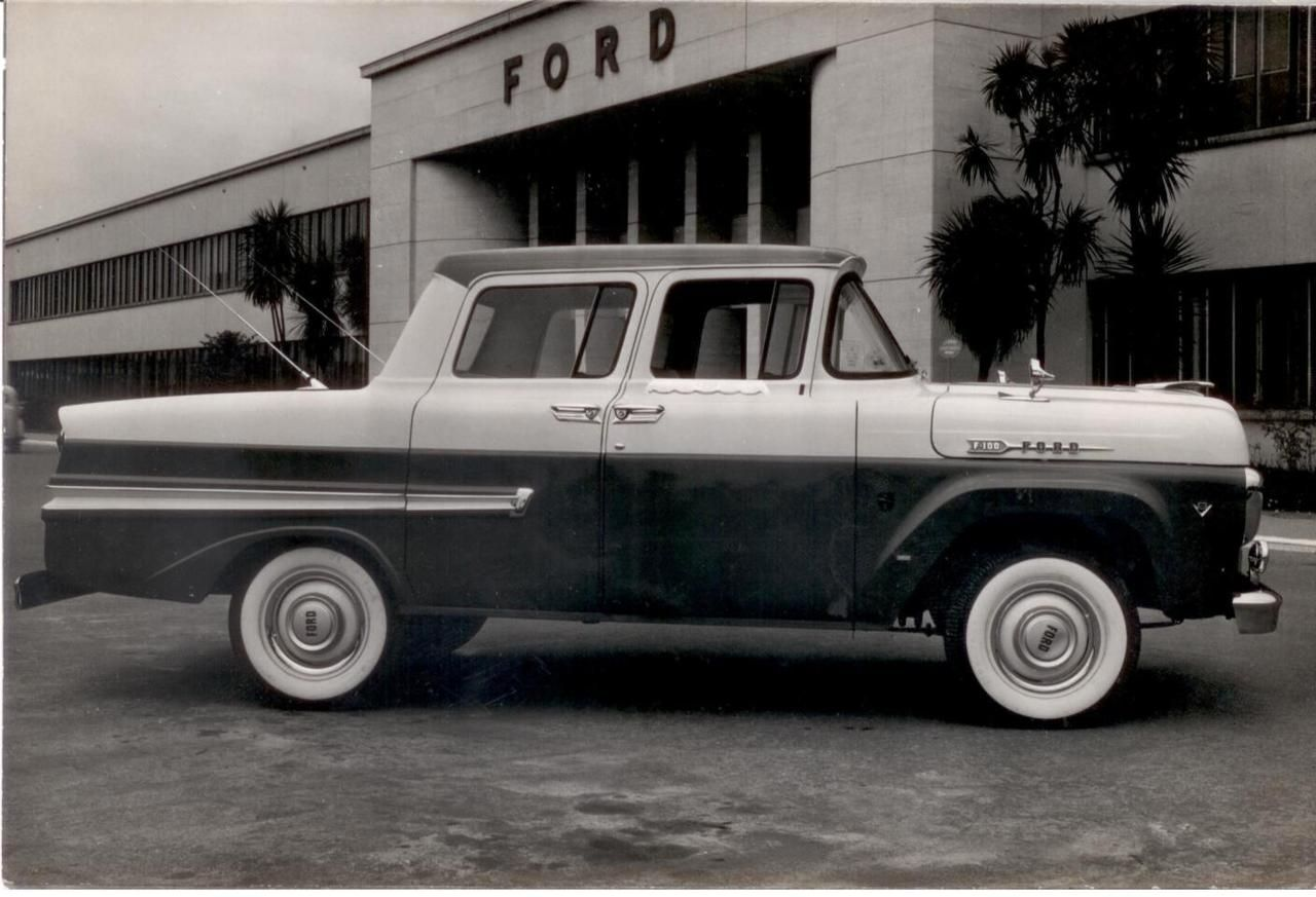 1955 ford f100 trucks for sale used cars on oodle autos post - Weird Cars And Trucks Weird Ford Trucks From Brazil Dream Cars Of The 40 S 60 S Pinterest Sedans Ford And Weird Cars