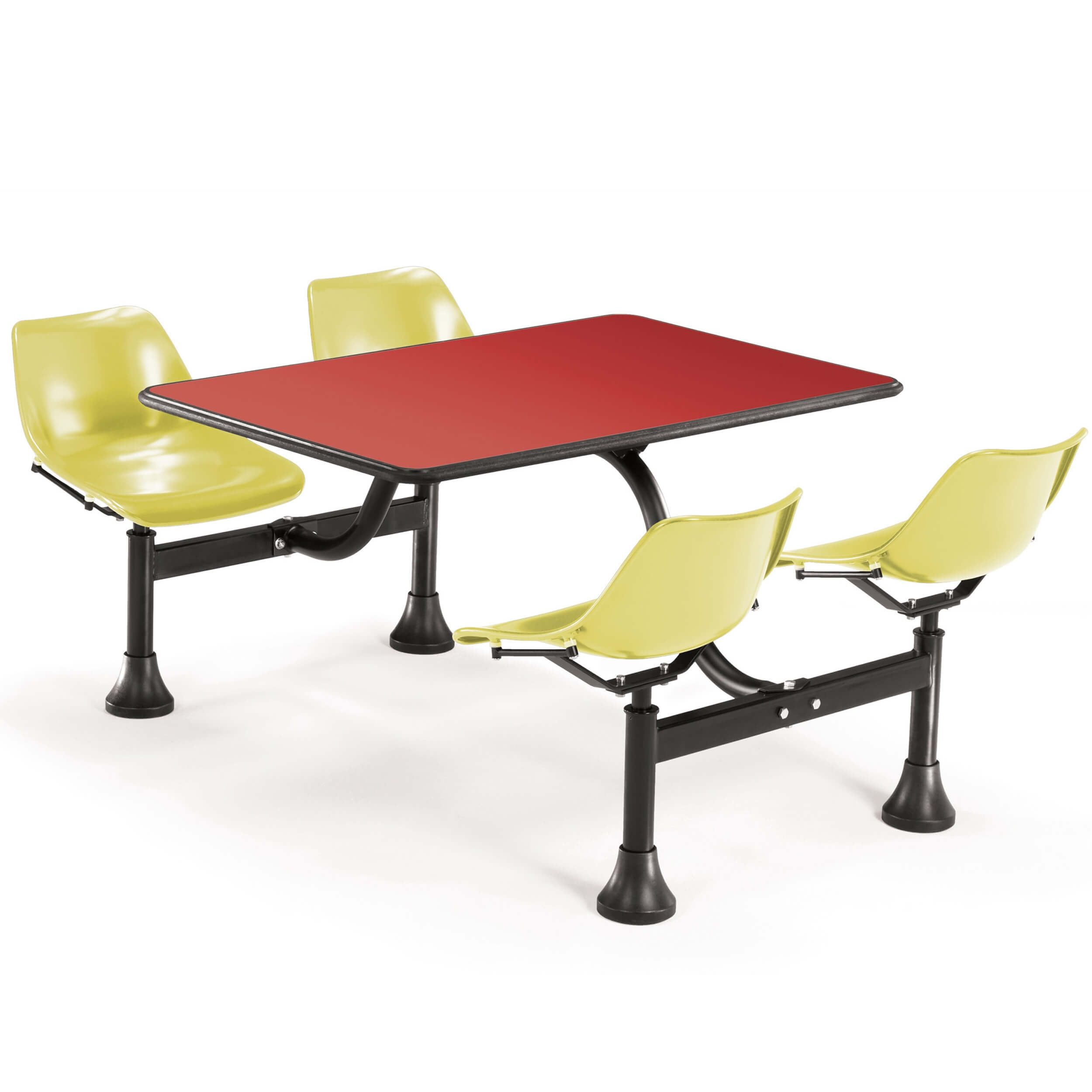 Andryx 24 X 48 Cafeteria Dining Table Cafeteria Table Restaurant Tables And Chairs Table