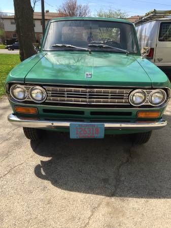 1969 Datsun (Nissan) Pickup Truck Original Condition for
