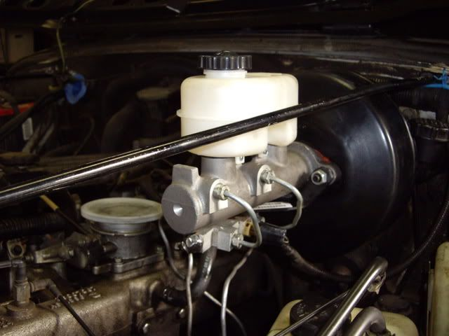 Jeep Master Cylinder Upgrade Dodge Ram 2500 Offroad Jeep
