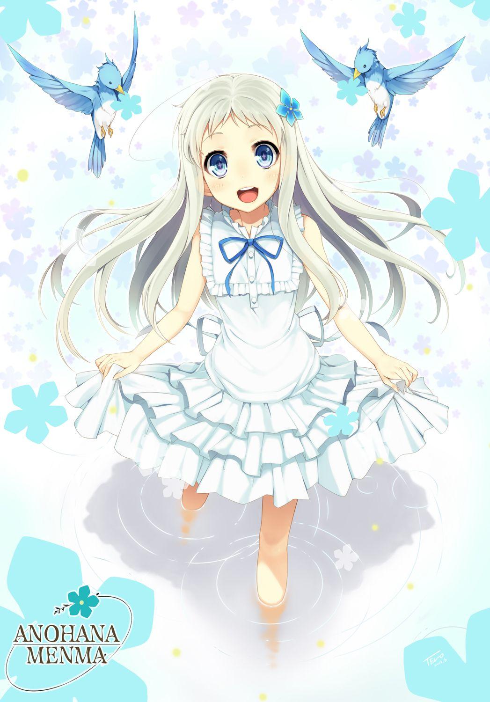 Anime Anohana Menma anime Pinterest Anime, Manga