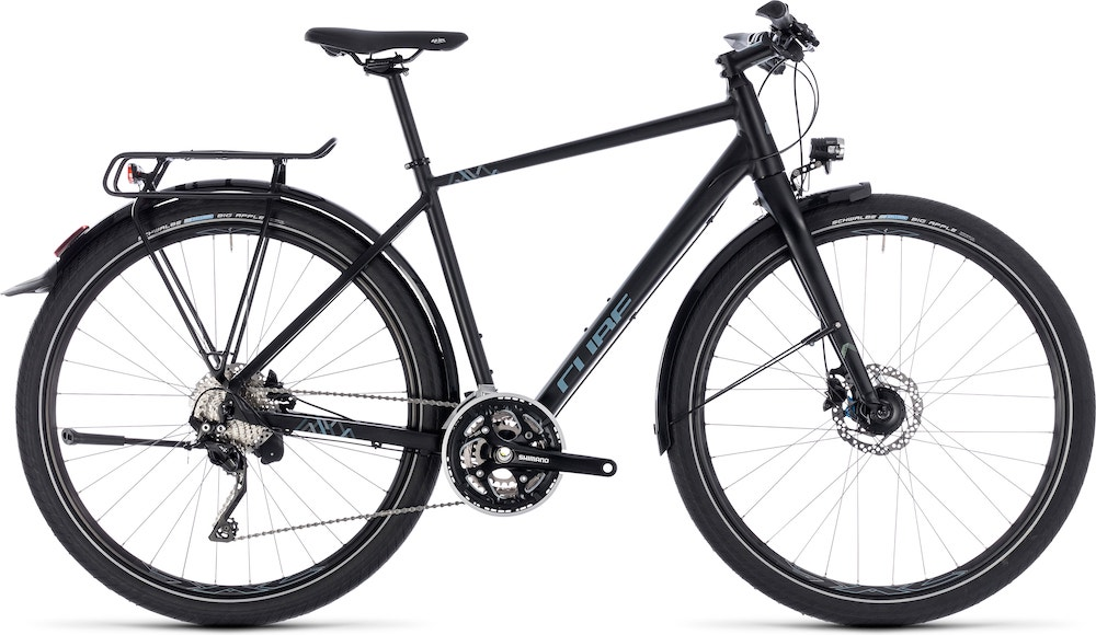The 12 Best Touring Bicycles That Use Flat Handlebars Touring