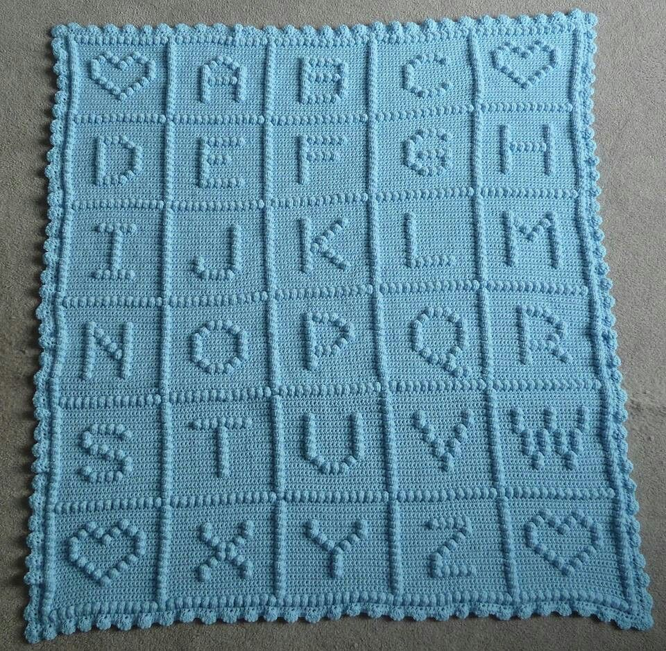 Pin by lcia maria de lima pinto on croch 1 pinterest crochet ravelry project gallery for abc bobble blanket pattern by gwen antesberger bankloansurffo Choice Image