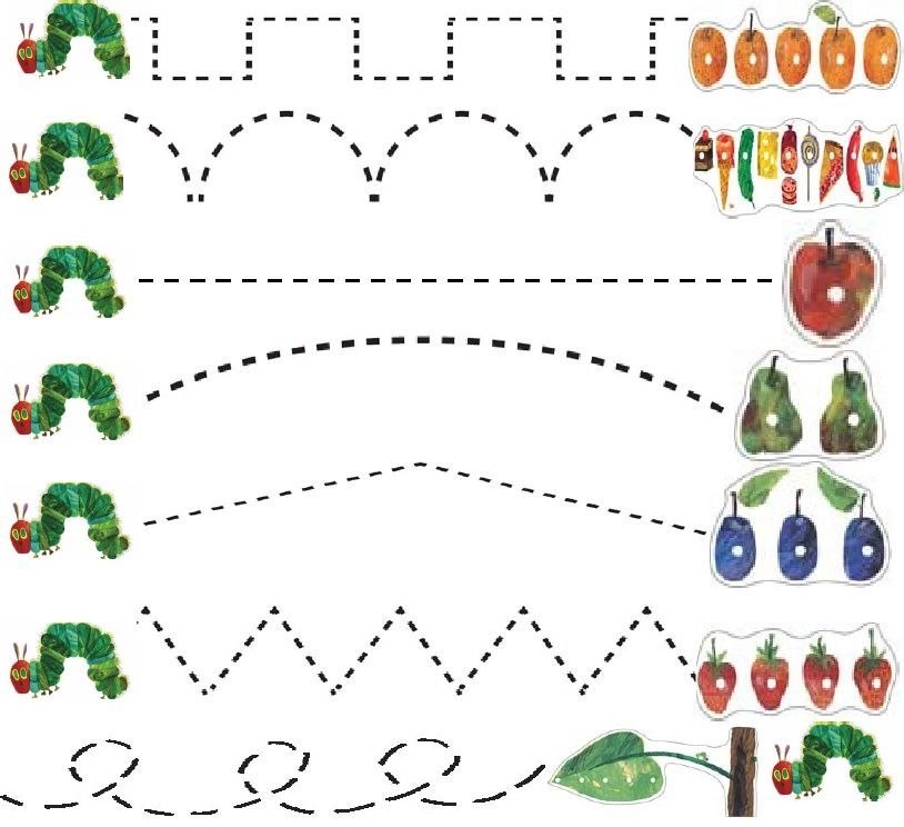The Very Hungry Caterpillar Activity Pack | The Very Hungry ...