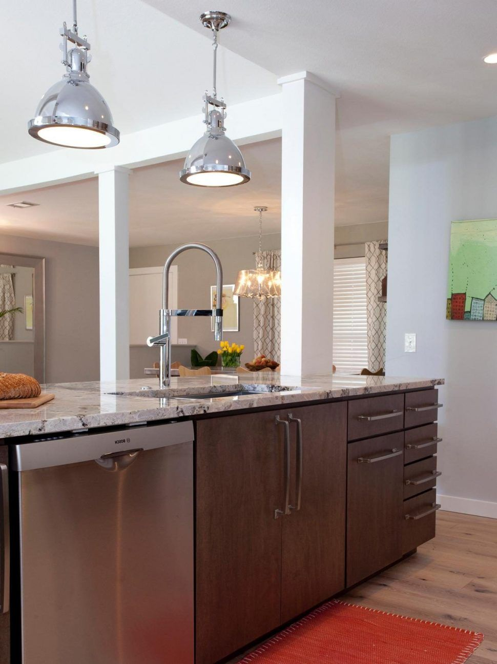 9 Modern Small Kitchen Ideas That Will Give a Big Impact on Your ...