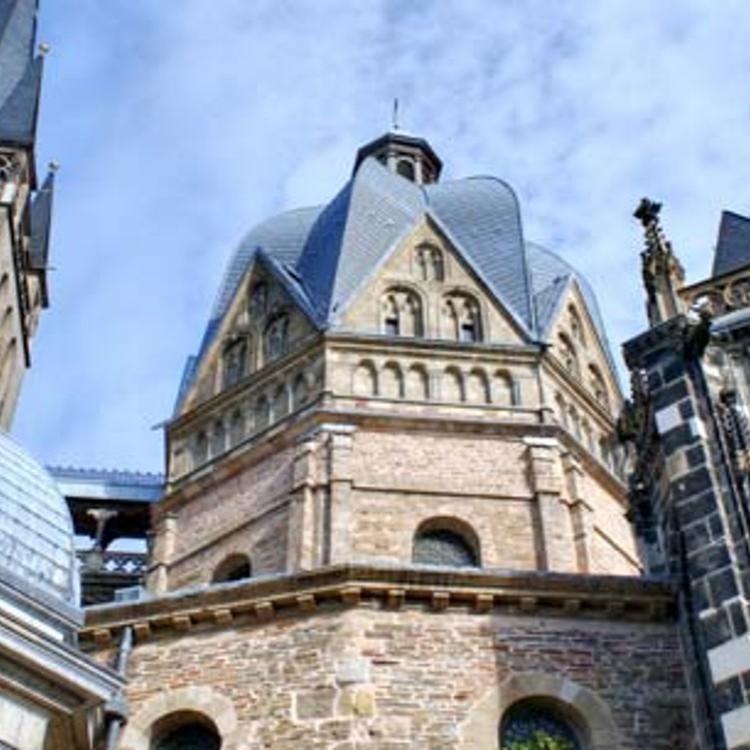 Aachener Dom ©DZT