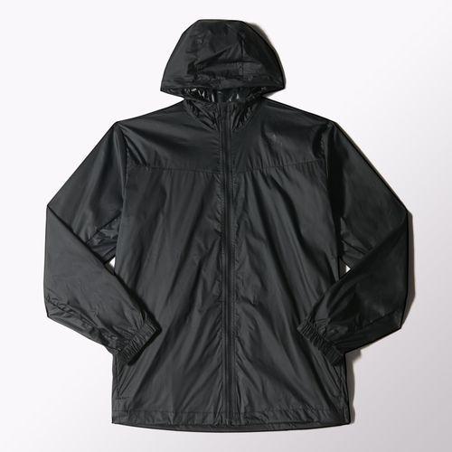 985cfdeb516 adidas Chaqueta Rompevientos Ligera - Black